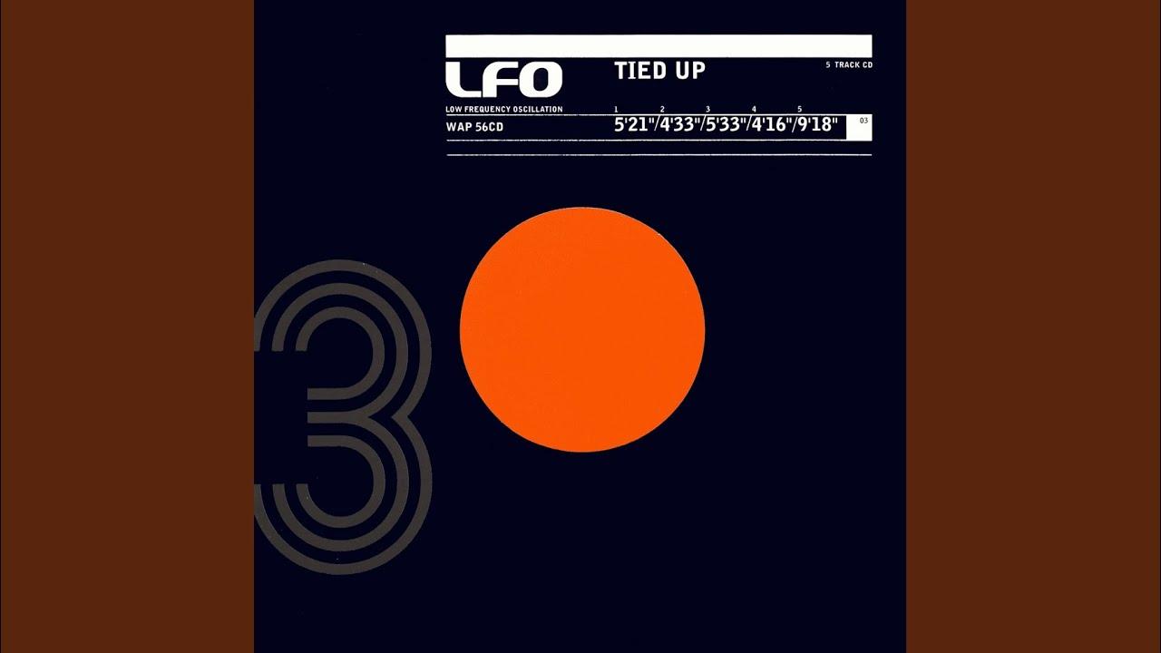 """名曲千夜一夜物語-511~"""" Tied Up""""-LFO-1996"""