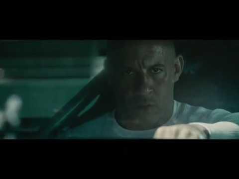 Furious 7 - Dominic Torretto vs Deckard Shaw