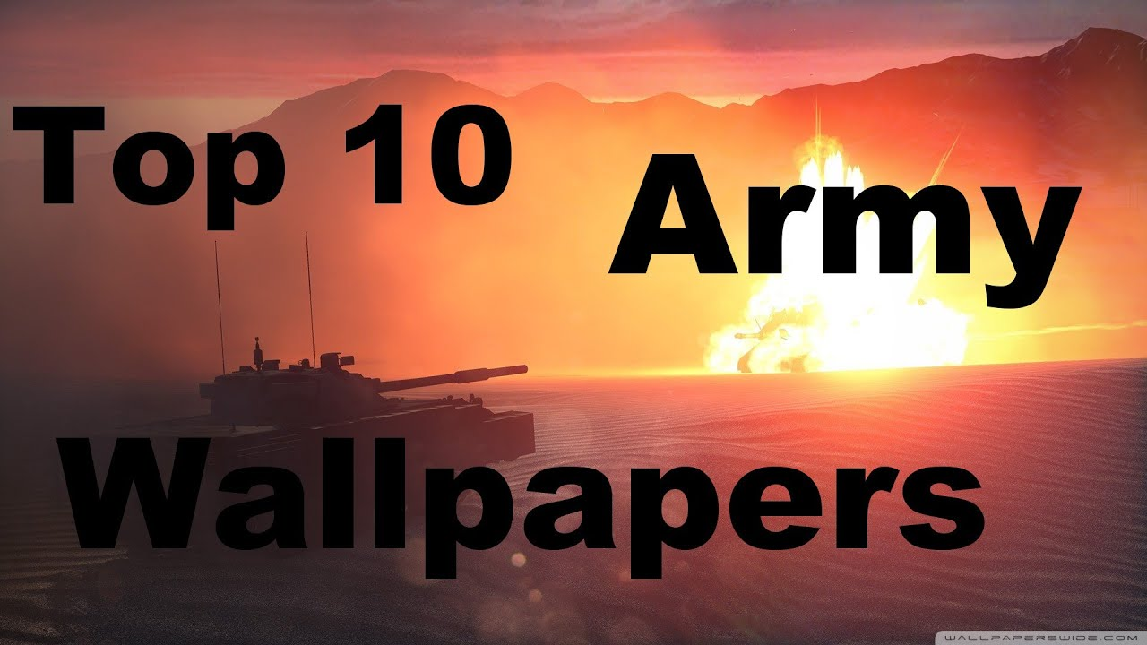Army Love Hd Wallpaper : Top 10 Army Wallpapers HD + DOWNLOAD - YouTube
