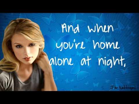 Taylor Swift-I Heart Question Mark (Lyrics)