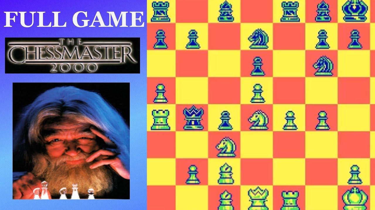 Chessmaster 2000