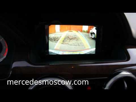 Камера заднего вида Мерседес для системы Audio 20