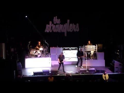 STRANGLERS....TOILER ON THE SEA...LIVE....02 Academy Glasgow 5th March 2016