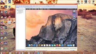 Установка Mac OS X Yosemite 10.10 на виртуальную машину / Install OS X Yosemite 10.10 On VMware(, 2015-02-27T12:45:42.000Z)