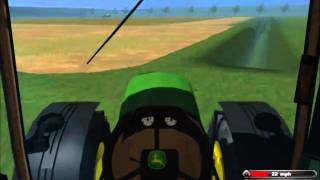 farming simulator 2011 silage multiplayer nordfriesland map