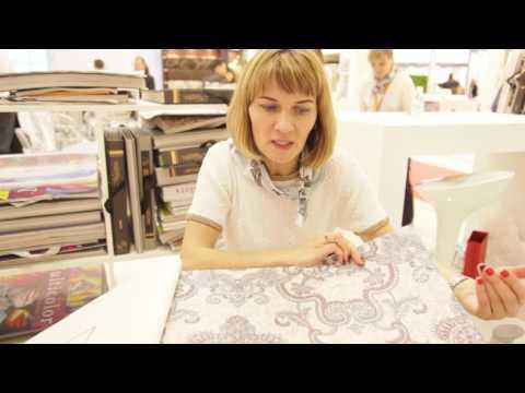 Презентация обоев коллекции Вячеслава Зайцева Slava Zaitcev Haute Couture 1