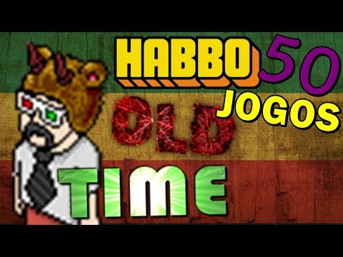 Habbo Old Games - 50 Jogos Que Existiram No Habbo #1