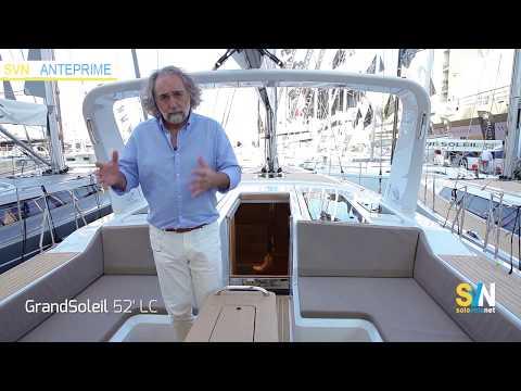 Grand Soleil 52 LC - anteprima Genova 2017