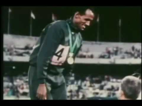 FINISH THE RACE - John Stephen Ahkwari