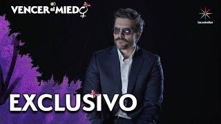 Vencer el miedo: Ruben aprovechará su posición ante Cristina | Las Estrellas