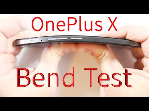 OnePlus X Durability Test - Scratch, Bend, flame tests