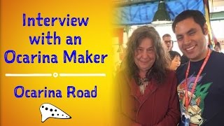 Interview with an Ocarina Maker [Vlog]