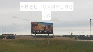 South Dakota Free Campsite