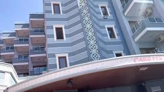 Обзор отеля Карета Beach Алания Район Канаклы Туры в Турцию