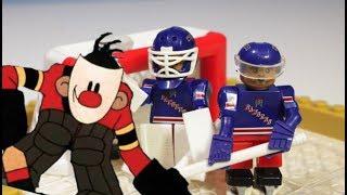 """Интересный обзор новинки! """"Лего"""" хоккей!"""