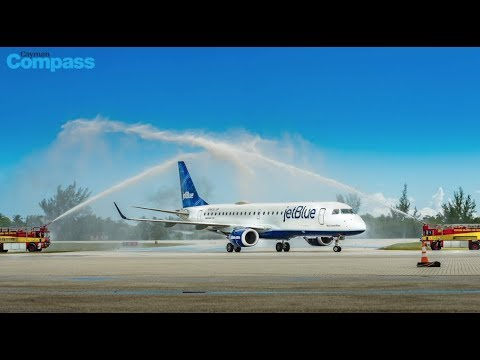 JetBlue begins flights from Fort Lauderdale to Cayman
