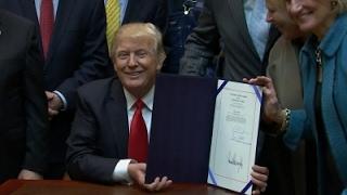 Trump Rolls Back Regulations on Coal