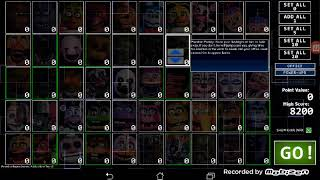 Ultimate custom night part 1