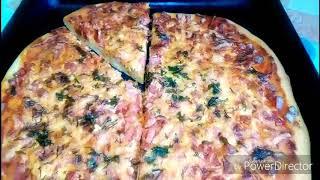 Рецепт классической пиццы