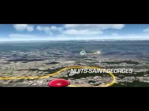 Le Tour de France 2017 - Le parcours en 3D The race in 3D