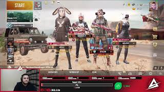 PUBG Mobile LIVE | PLAYING SCRIMS