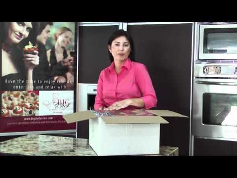 Big Chef President, Rosana Santos Calambichis talks about Packaging