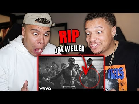 REACTING TO KSI'S JOE WELLER DISS TRACK!! (UNCONTROLLABLE OFFICIAL MUSIC VIDEO) *SHOTS FIRED*