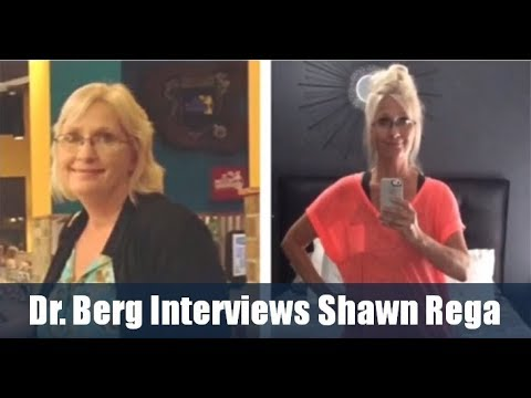 Dr. Berg Skypes Shawn Rega on Keto & Intermittent Fasting