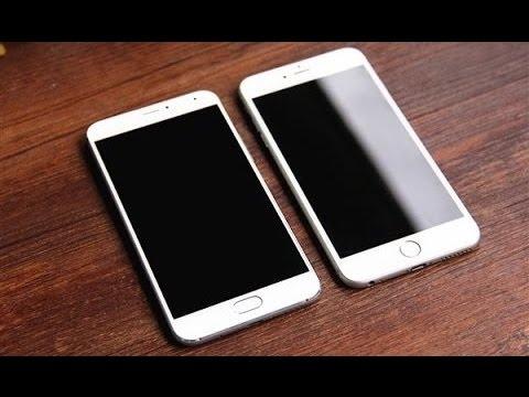 MEIZU PRO 6 VS IPHONE 6S