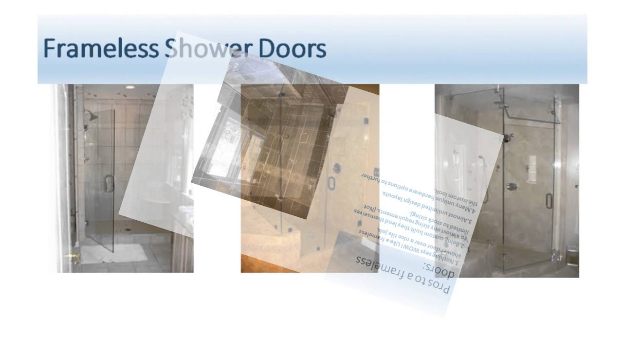 Atlanta Glass Shower Doors Youtube