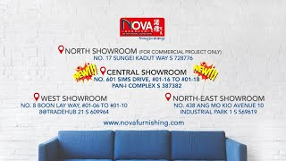 Nova Furnishing - Furnishing Your Life Lovingly