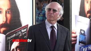 "Larry David ""clear History"" Hbo Film Premiere Arrivals"