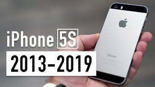 В пам'ять про iPhone 5S: 2013-2019. Згадуємо легендарний смартфон Apple...