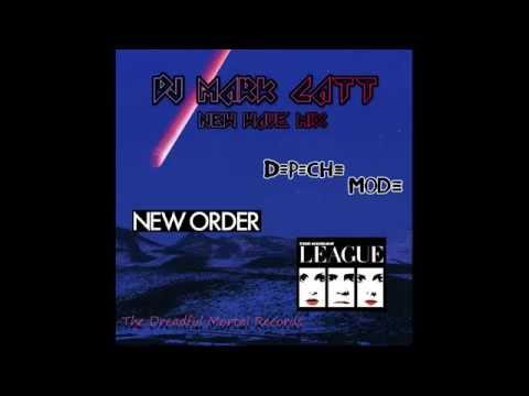 New Wave 80s Mix DJ MARK