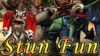 Warcraft 3 - Stun Fun