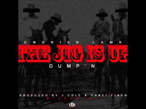 Kendrick Lamar - The Jig Is Up - Prod by J Cole & Canei Finch