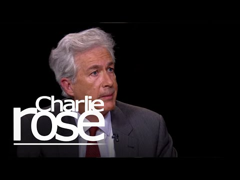 William J. Burns on Iran: Sanctions Alone Are Not Enough (July 21, 2015) | Charlie Rose