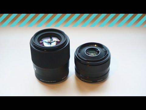 Sigma 30mm F/1.4 vs Sony 35mm F/1.8