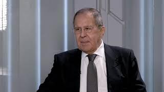 Интервью С.Лаврова для Youtube-канала «Соловьев Live», Москва, 12 февраля 2021 года