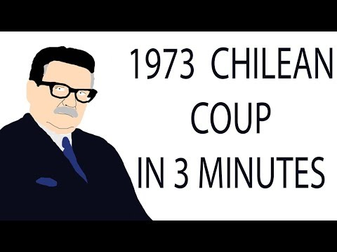 1973 Chilean Coup | 3 Minute History