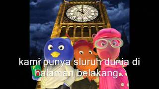 backyardigans theme song indonesia