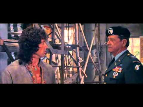 RAMBO - Colonel Trautman - Quotes