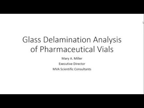Glass Delamination Analysis of Pharmaceutical Vials