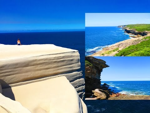 Wedding Cake Rock Adventure   Royal National Park Sydney