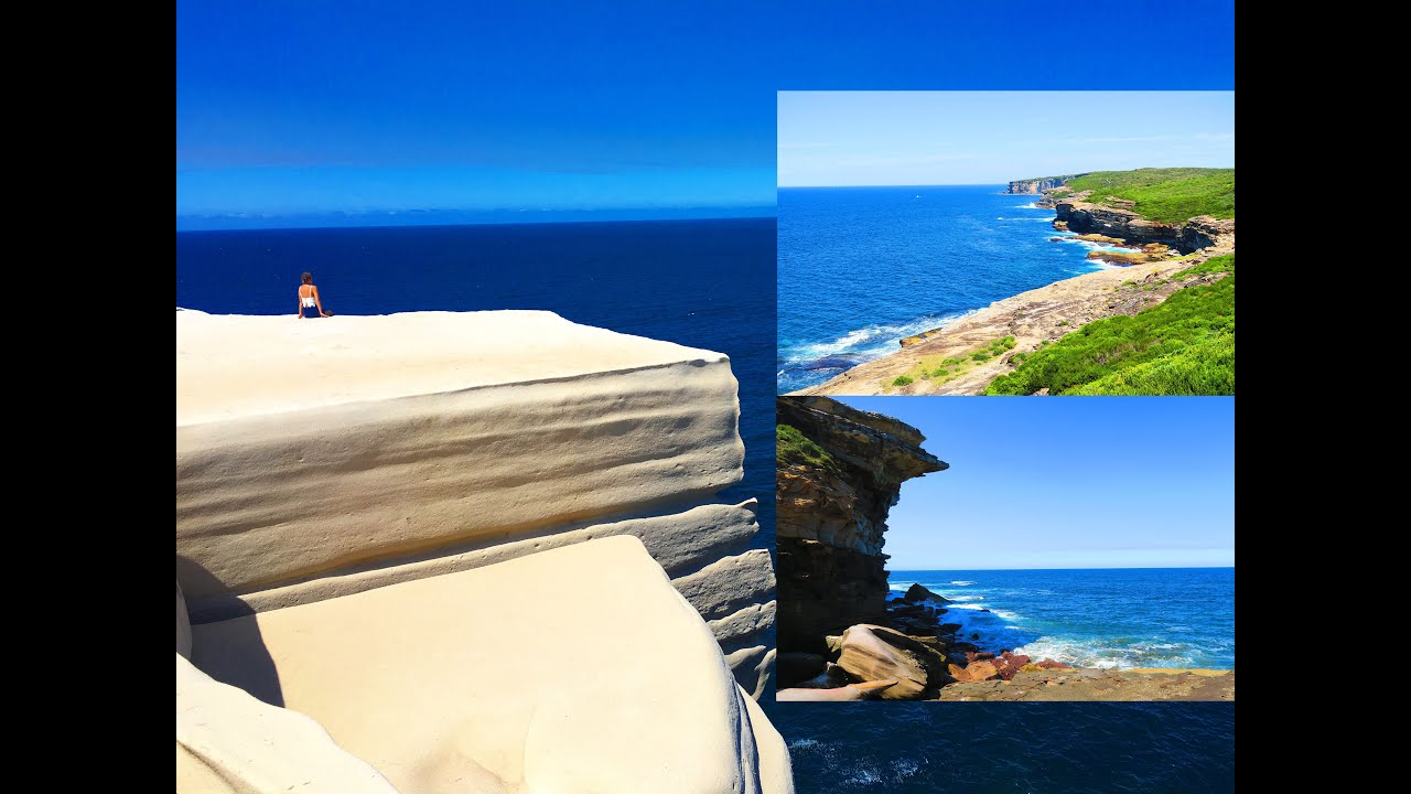 Wedding Cake Rock Adventure Royal National Park Sydney Youtube