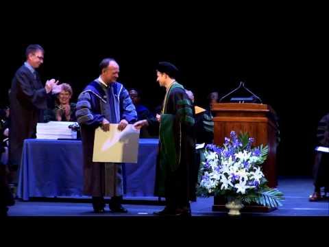 2015 Georgetown School of Medicine Commencement