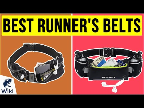 10 Best Runner's Belts 2020