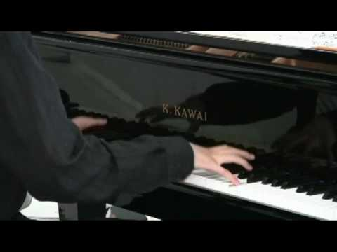 Sam Xu Plays Benjamin Lee's Toccata