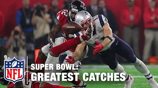Best Catches in Super Bowl History | NFL Highlights