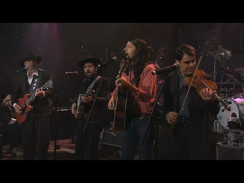 "Asleep At The Wheel with The Avett Brothers on Austin City Limits ""Take Me Back To Tulsa"""